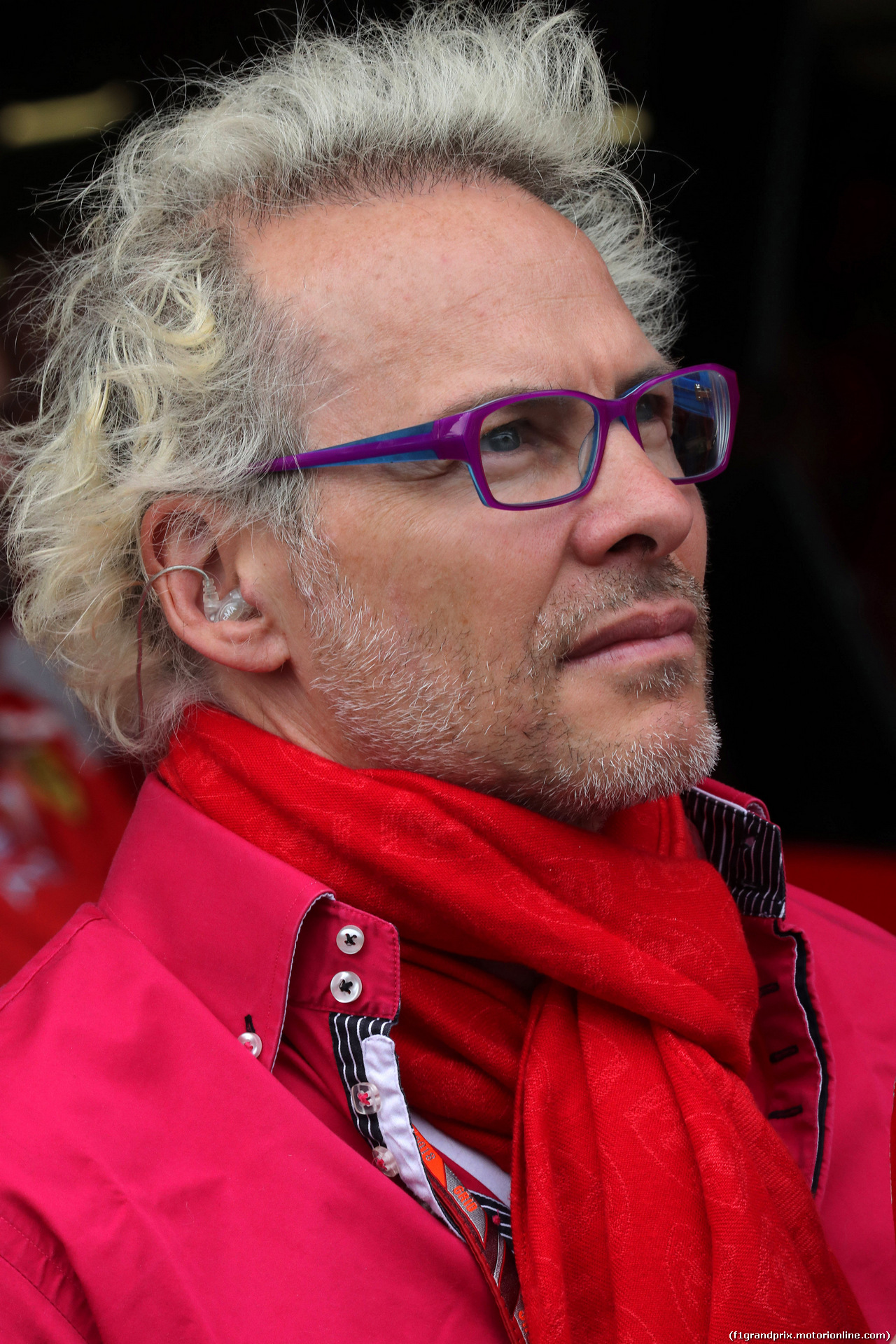 GP AZERBAIJAN, 29.04.2018 - Gara, Jacques Villeneuve (CAN)