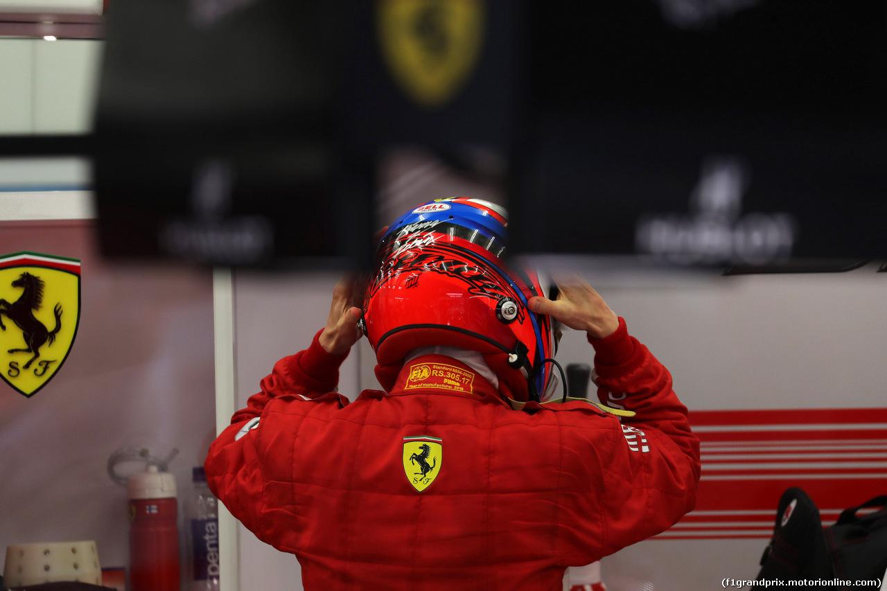 GP BAHRAIN, 08.04.2018 - Gara, Kimi Raikkonen (FIN) Ferrari SF71H