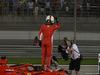 GP BAHRAIN, 07.04.2018 -  Qualifiche, Sebastian Vettel (GER) Ferrari SF71H pole position