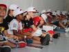 GP BAHRAIN, 08.04.2018 - griglia kids