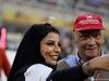 GP BAHRAIN, 08.04.2018 - Gara, Nikki Lauda (AU), Mercedes e a fan