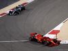 GP BAHRAIN, 08.04.2018 - Gara, Kimi Raikkonen (FIN) Ferrari SF71H davanti a Valtteri Bottas (FIN) Mercedes AMG F1 W09