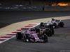 GP BAHRAIN, 08.04.2018 - Gara, Sergio Perez (MEX) Sahara Force India F1 VJM011 davanti a Kevin Magnussen (DEN) Haas F1 Team VF-18 e Marcus Ericsson (SUE) Sauber C37