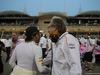 GP BAHRAIN, 08.04.2018 - Gara, Fernando Alonso (ESP) McLaren MCL33 e Mansour Ojeh, McLaren shareholder