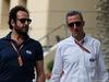 GP BAHRAIN, 05.05.2018 - Matteo Bonciani (ITA), F1 Head of Communications