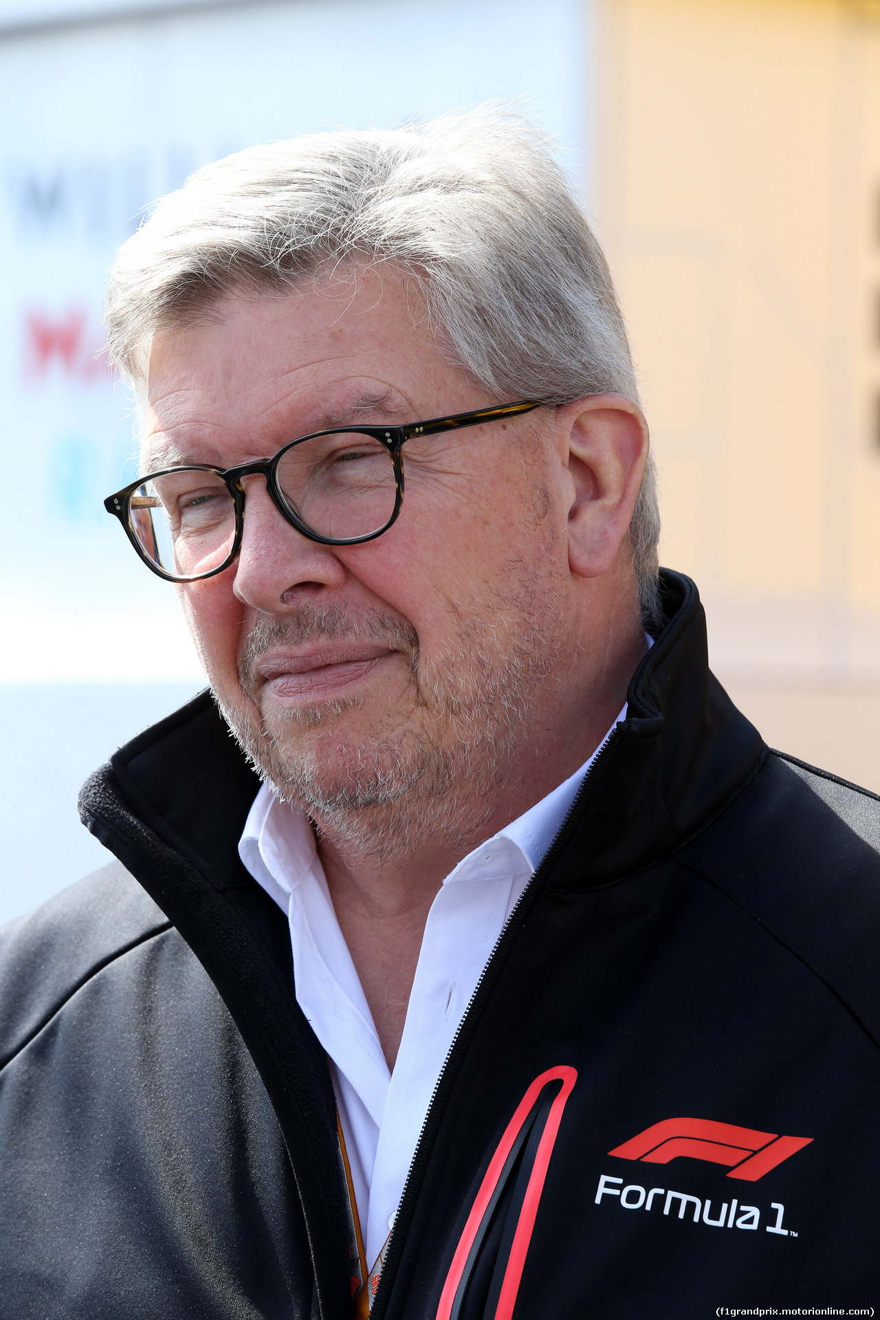 GP BELGIO, 26.08.2018 - Ross Brawn (GBR) Formula One Managing Director of Motorsports