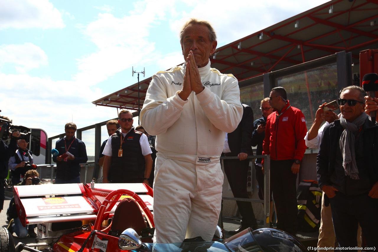 GP BELGIO, 26.08.2018 - Jacky Ickx (BEL)