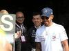 GP BELGIO, 26.08.2018 - Lewis Hamilton (GBR) Mercedes AMG F1 W09