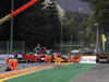 GP BELGIO, 26.08.2018 - Gara, Fernando Alonso (ESP) McLaren MCL33 retires from the race