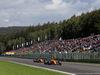GP BELGIO, 25.08.2018 - Free Practice 3, Stoffel Vandoorne (BEL) McLaren MCL33 davanti a Fernando Alonso (ESP) McLaren MCL33