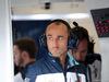 GP BELGIO, 24.08.2018 - Free Practice 1, Robert Kubica (POL) Williams FW41 Reserve e Development Driver