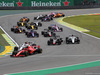 GP BRASILE, 11.11.2018 - Gara, Start of the race, Kimi Raikkonen (FIN) Ferrari SF71H e Charles Leclerc (MON) Sauber C37