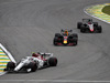 GP BRASILE, 11.11.2018 - Gara, Charles Leclerc (MON) Sauber C37 e Daniel Ricciardo (AUS) Red Bull Racing RB14