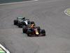 GP BRASILE, 11.11.2018 - Gara, Max Verstappen (NED) Red Bull Racing RB14 e Valtteri Bottas (FIN) Mercedes AMG F1 W09