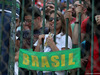 GP BRASILE, 11.11.2018 - Gara, Fans