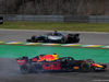 GP BRASILE, 11.11.2018 - Gara, Crash, Max Verstappen (NED) Red Bull Racing RB14 e Esteban Ocon (FRA) Racing Point Force India F1 VJM11