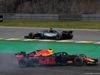 GP BRASILE, 11.11.2018 - Gara, Crash, Max Verstappen (NED) Red Bull Racing RB14 e Esteban Ocon (FRA) Racing Point Force India F1 VJM11