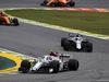 GP BRASILE, 11.11.2018 - Gara, Charles Leclerc (MON) Sauber C37 e Lance Stroll (CDN) Williams FW41
