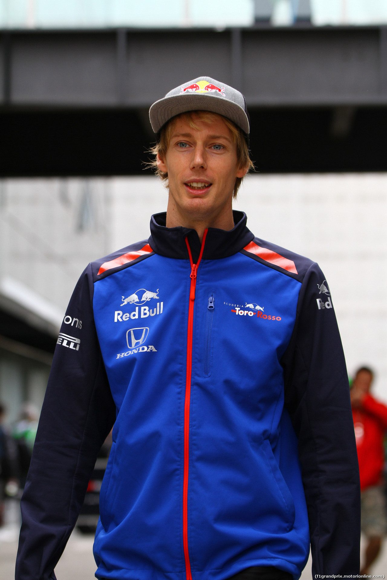 GP BRASILE, 08.11.2018 - Brendon Hartley (NZL) Scuderia Toro Rosso STR13