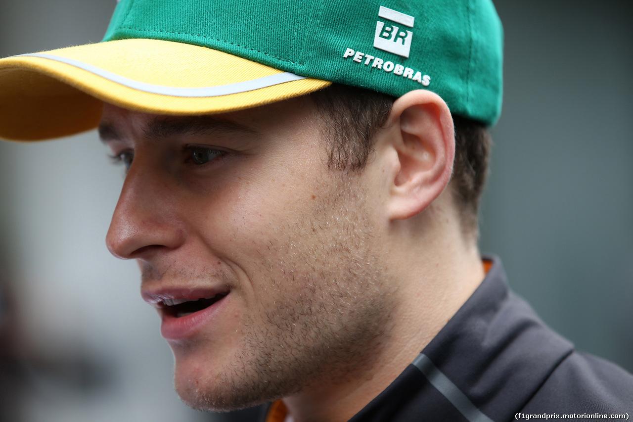 GP BRASILE, 08.11.2018 - Stoffel Vandoorne (BEL) McLaren MCL33