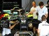 GP BRASILE, 08.11.2018 - Mercedes AMG F1 W09, detail