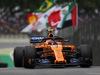 GP BRASILE, 10.11.2018 - Free Practice 3, Stoffel Vandoorne (BEL) McLaren MCL33