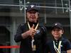 GP BRASILE, 10.11.2018 - Free Practice 3, Emerson Fittipaldi (BRA) e his son Emmo.