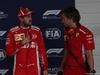 GP BRASILE, 10.11.2018 - Qualifiche, Sebastian Vettel (GER) Ferrari SF71H e Antti Kontsas (FIN) Sebastian Vettel Personal Trainer