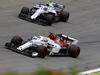 GP BRASILE, 09.11.2018 - Free Practice 1, Sergey Sirotkin (RUS) Williams FW41 e Antonio Giovinazzi (ITA) Test Driver Sauber C37