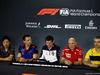 GP BRASILE, The FIA Press Conference (L to R): Ayao Komatsu (JPN) Haas F1 Team Gara Engineer; Jonathan Eddols (GBR) Scuderia Toro Rosso Chief Gara Engineer; Rob Smedley (GBR) Williams Head of Vehicle Performance; Jock Clear (GBR) Ferrari Engineering Director; Nick Chester (GBR) Renault Sport F1 Team Chassis Technical Director. 09.11.2018.