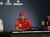 GP CANADA, 10.06.2018- After Gara Official Fia press conference, Sebastian Vettel (GER) Ferrari SF71H