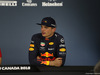 GP CANADA, 10.06.2018- After Gara Official Fia press conference, Max Verstappen (NED) Red Bull Racing RB14