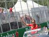 GP CANADA, 10.06.2018- driver parade, Sebastian Vettel (GER) Ferrari SF71H