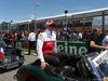 GP CANADA, 10.06.2018- driver parade, Marcus Ericsson (SUE) Alfa Romeo Sauber C37