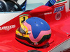 GP CANADA, 10.06.2018- Jaques Villeneuve (CAN) Helmet on his  his father Gilles' Ferrari 1978 312 T3