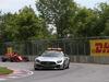 GP CANADA, 10.06.2018- Gara, The safety Car davanti a the group