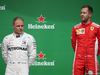 GP CANADA, 10.06.2018- Podium, winner Sebastian Vettel (GER) Ferrari SF71H e 2nd place Valtteri Bottas (FIN) Mercedes AMG F1 W09