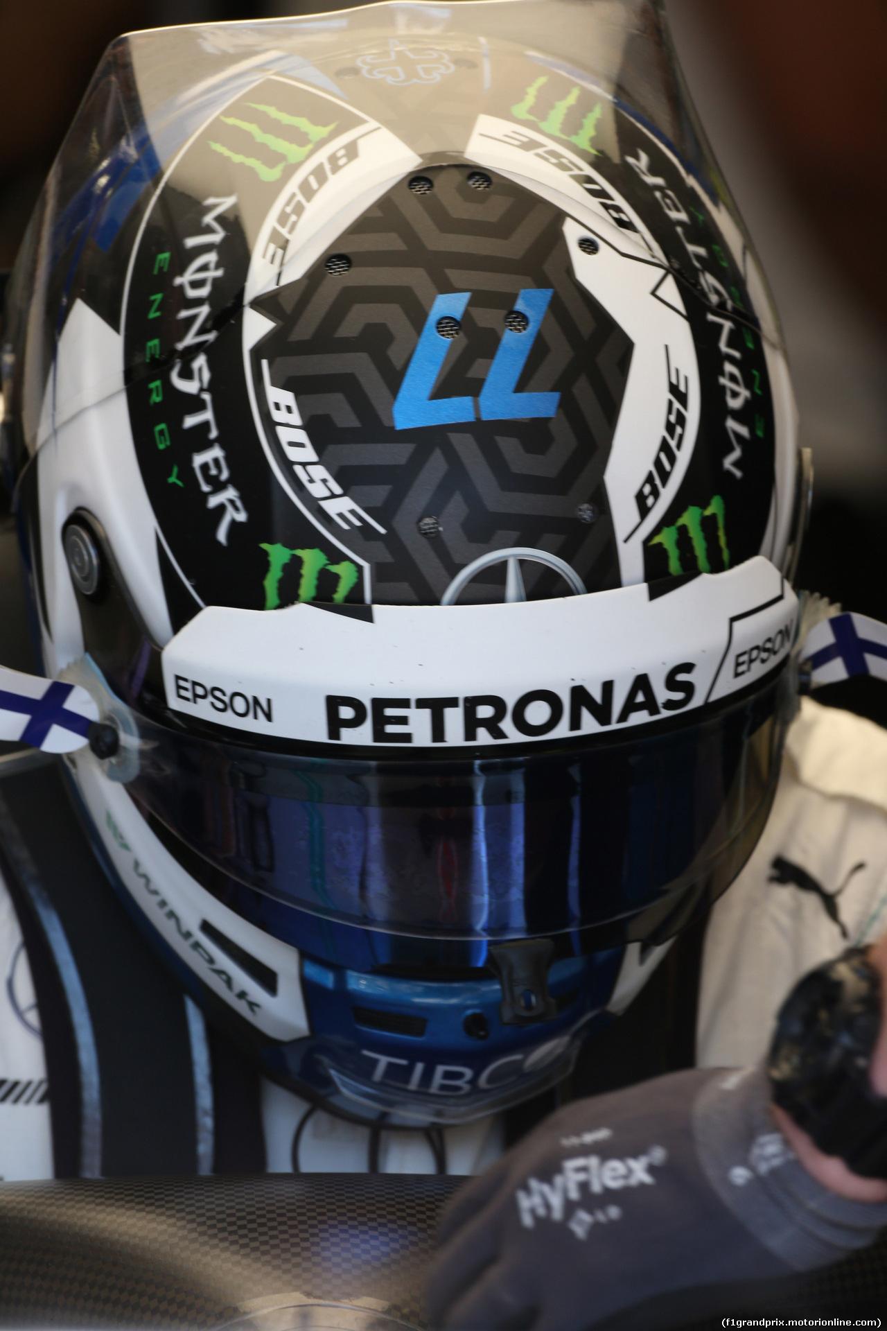 GP CANADA, 08.06.2018- free Practice 2, Valtteri Bottas (FIN) Mercedes AMG F1 W09