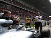 GP CINA, 15.04.2018- partenzaing grid, Lewis Hamilton (GBR) Mercedes AMG F1 W09