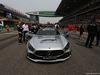 GP CINA, 15.04.2018- partenzaing grid,  the safety car