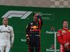 GP CINA, 15.04.2018- Podium, winner Daniel Ricciardo (AUS) Red Bull Racing RB14