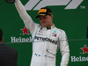 GP CINA, 15.04.2018- Podium, 2ns place Valtteri Bottas (FIN) Mercedes AMG F1 W09