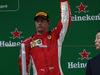 GP CINA, 15.04.2018- Podium, 3rd place Kimi Raikkonen (FIN) Ferrari SF71H