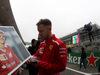 GP CINA, 12.04.2018- Autograph Session, Sebastian Vettel (GER) Ferrari SF71H