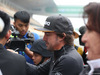 GP CINA, 12.04.2018- Autograph Session, Fernando Alonso (ESP) McLaren Renault MCL33
