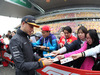 GP CINA, 12.04.2018- Autograph Session, Stoffel Vandoorne (BEL) McLaren MCL33