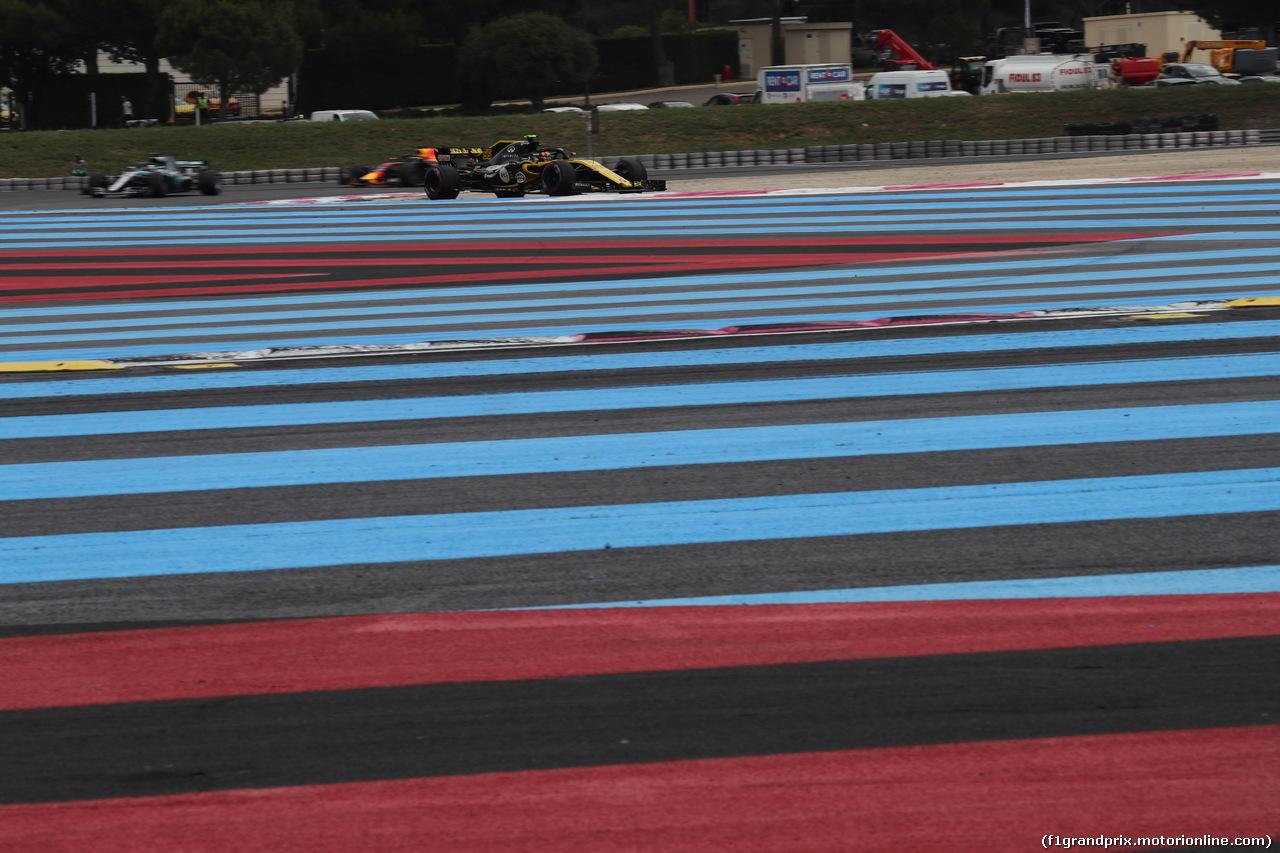 GP FRANCIA, 23.06.2018- Qualifiche, Carlos Sainz Jr (ESP) Renault Sport F1 Team RS18