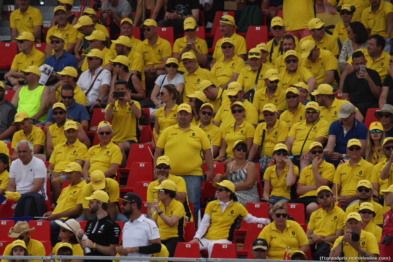 GP FRANCIA, 24.06.2018- Atmosphere;  track; F1; Formula One