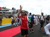GP FRANCIA, 24.06.2018- Driver Parade, Sebastian Vettel (GER) Ferrari SF71H