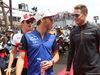 GP FRANCIA, 24.06.2018- Driver Parade, Pierre Gasly (FRA) Scuderia Toro Rosso STR13 e Stoffel Vandoorne (BEL) McLaren MCL33